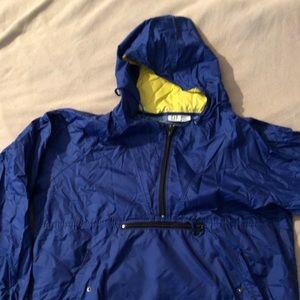 GAP nylon rain coat